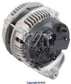 YLE500180 23076 NEW ALTERNATOR TD4 150AMP 3 PIN PLUG TO VIN 1A999999 & TD6 RANGE ROVER YLE102500L